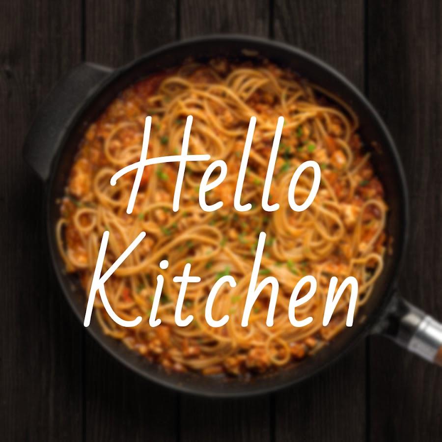 Hello Kitchen Youtube