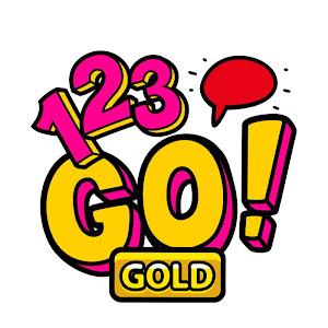 123 GO! GOLD Spanish