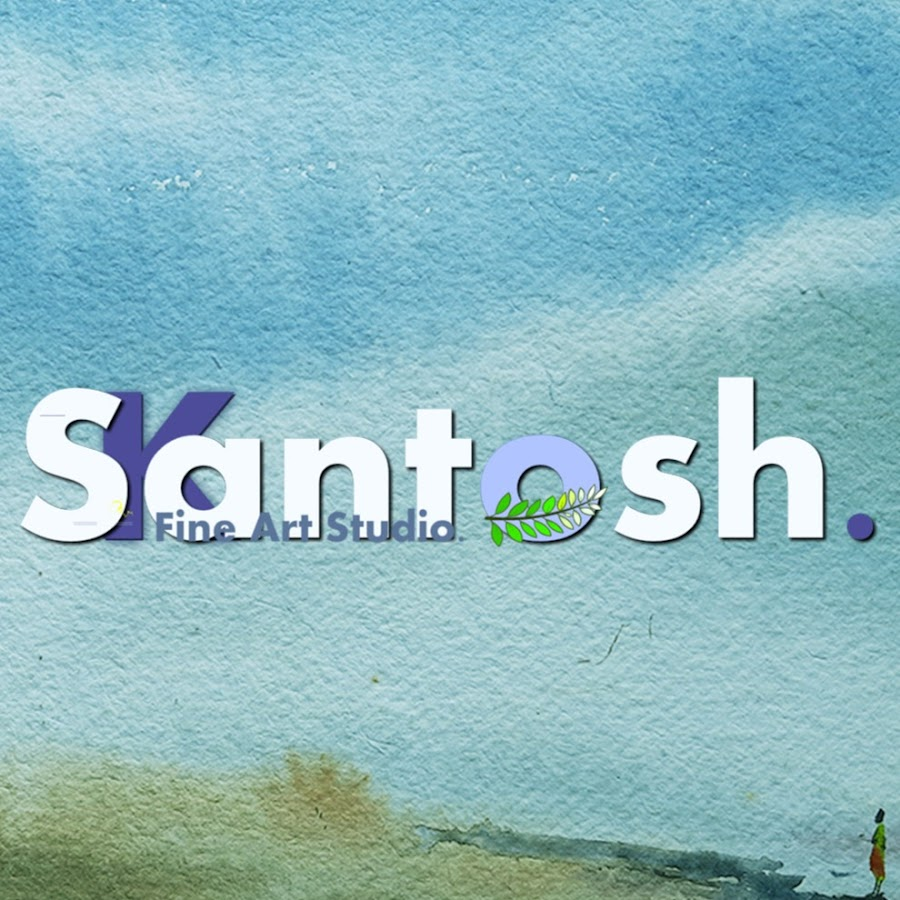 Santosh K Fine Art Studio Youtube