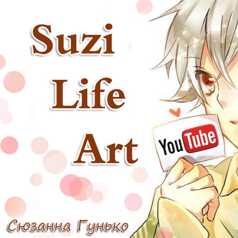 Suzi LifeArt статистика канала
