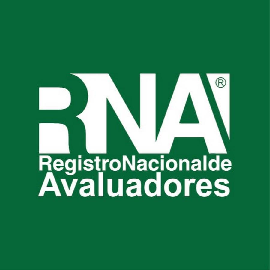 R.N.A. Registro Nacional de Avaluadores - YouTube