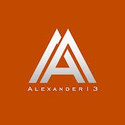 Alexander13 net worth