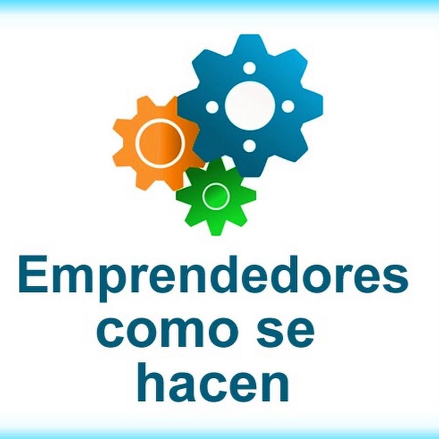 Emprendedores como se