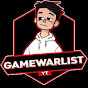 GAMEWARLIST YT