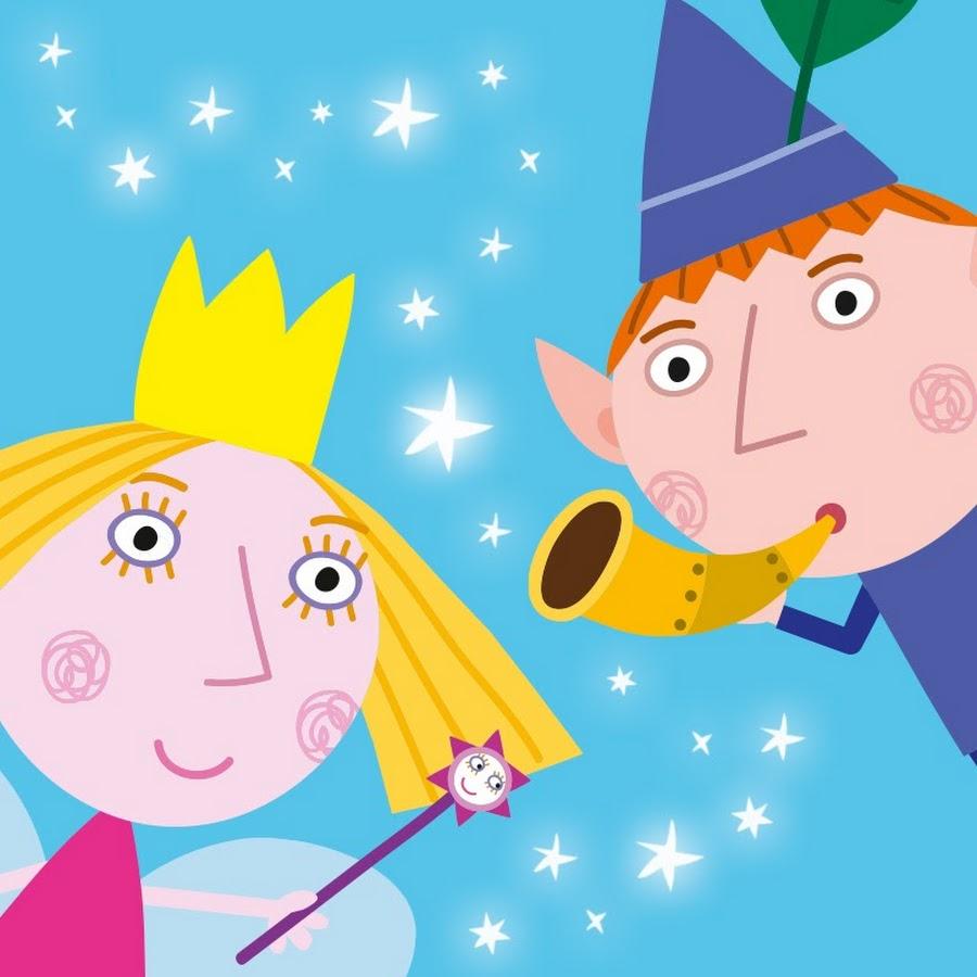 Le Petit Royaume De Ben Et Holly Youtube