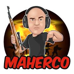 Photo Profil Youtube maherco gaming
