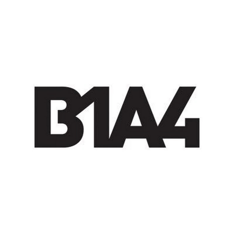 Logo for B1A4 OFFICIAL +