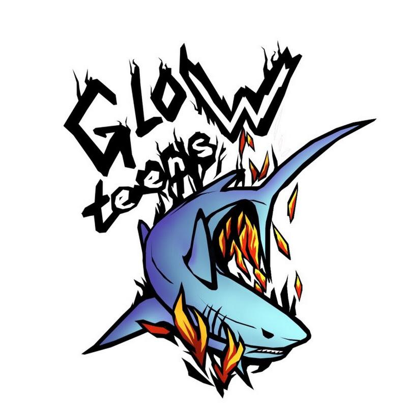 Logo for Glow Teens