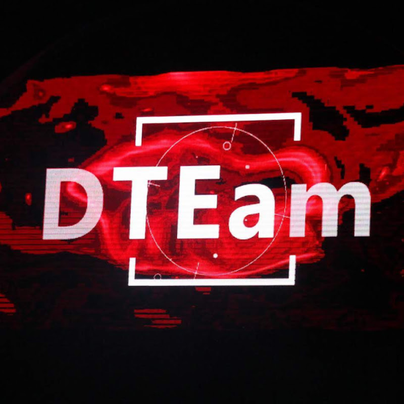 Logo for DTEam Official Channel