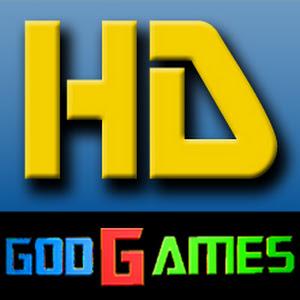 GodGamesHD YouTube channel image
