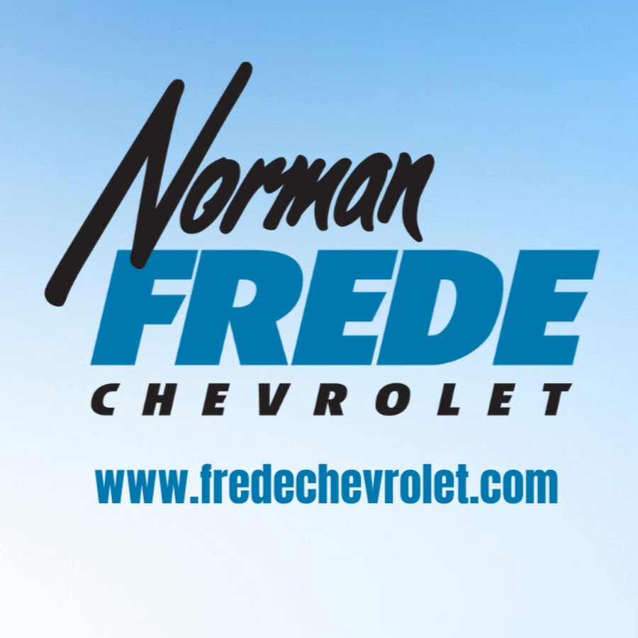 Norman Frede Chevrolet Youtube
