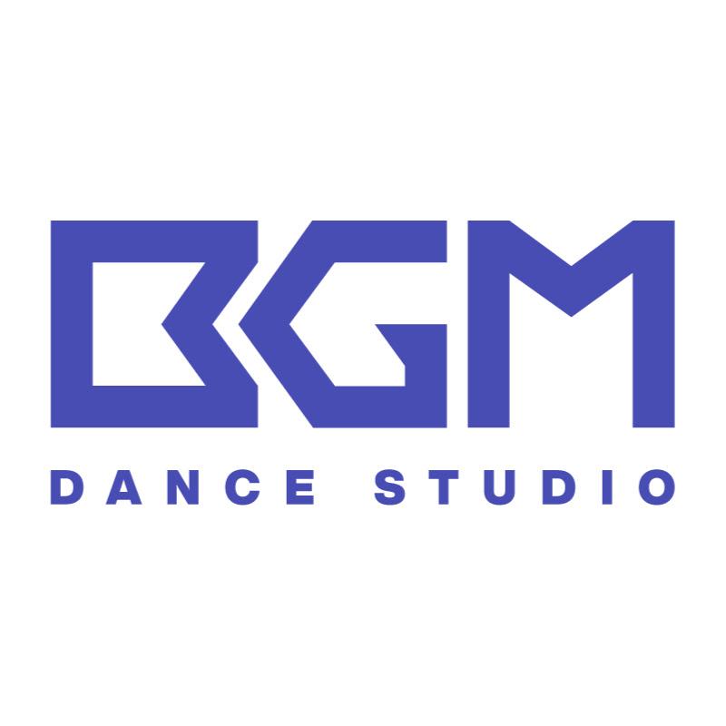 Logo for BGM Dance Studio