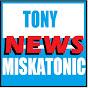Tony Miskatonic NEWS