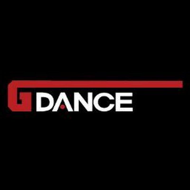 Logo for 지댄스스튜디오