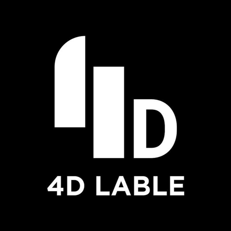 Logo for 4D Lable _ kidsindance.4ddance