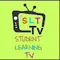 Student's learning TV