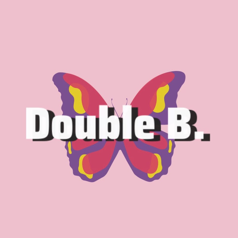 Logo for Double B.