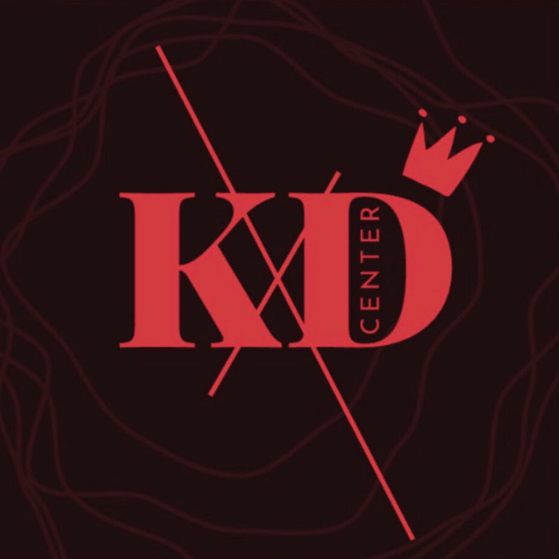 Logo for KD CENTER