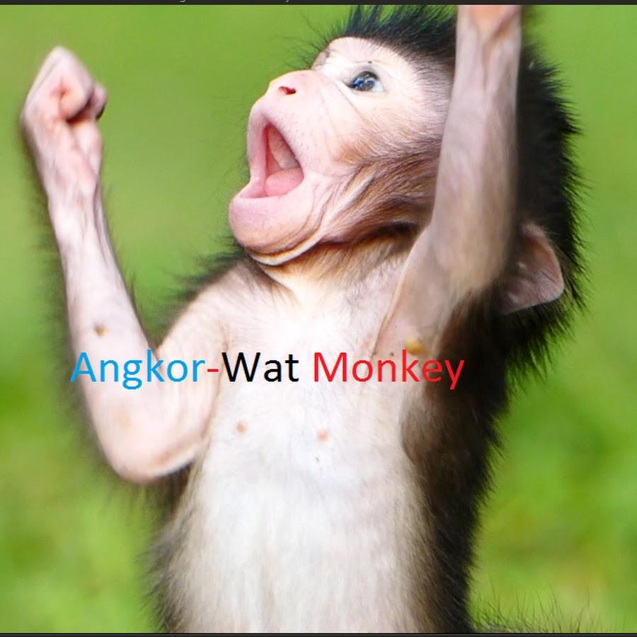Angkor-Wat Monkey