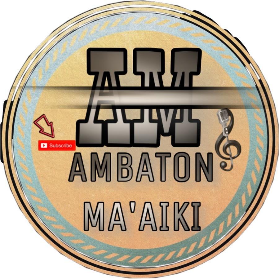 AMBATON MA'Aiki YouTube channel avatar