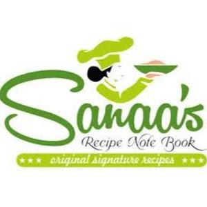 Sanaa's Recipe Note Book