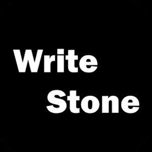 Write stone