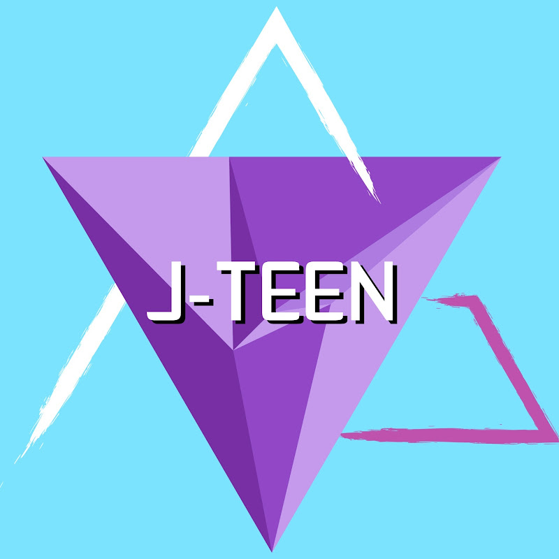 Logo for J-TEEN Cover Dance Team