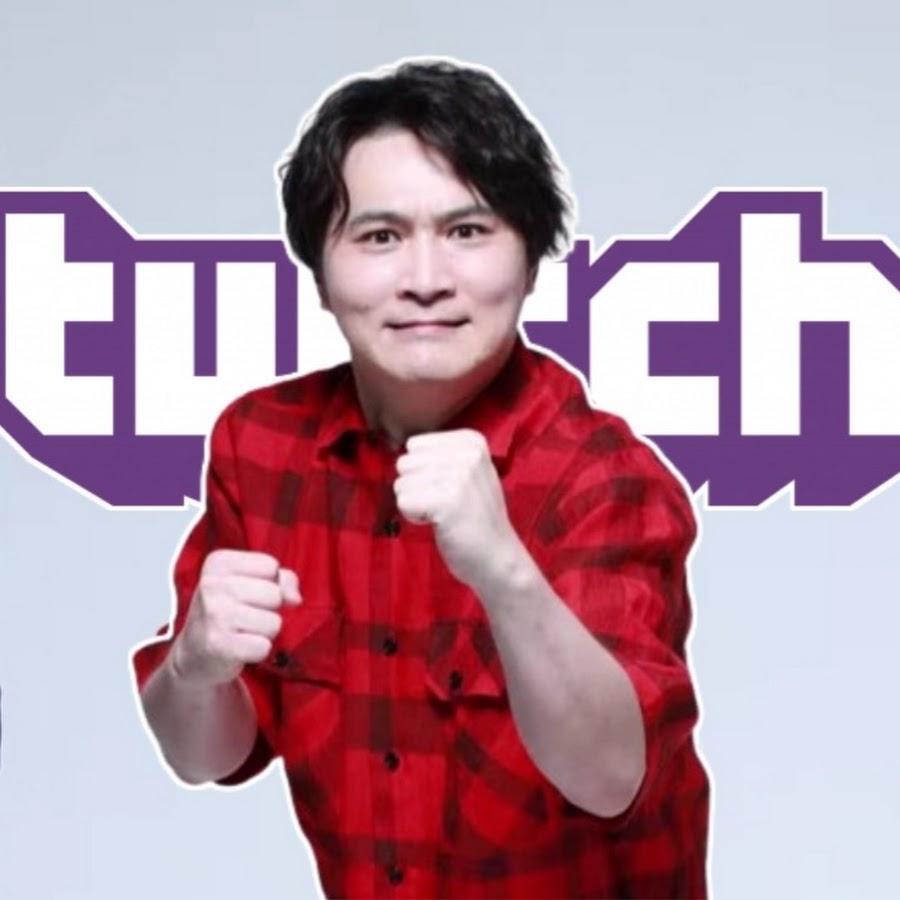 加藤 純一 twitch