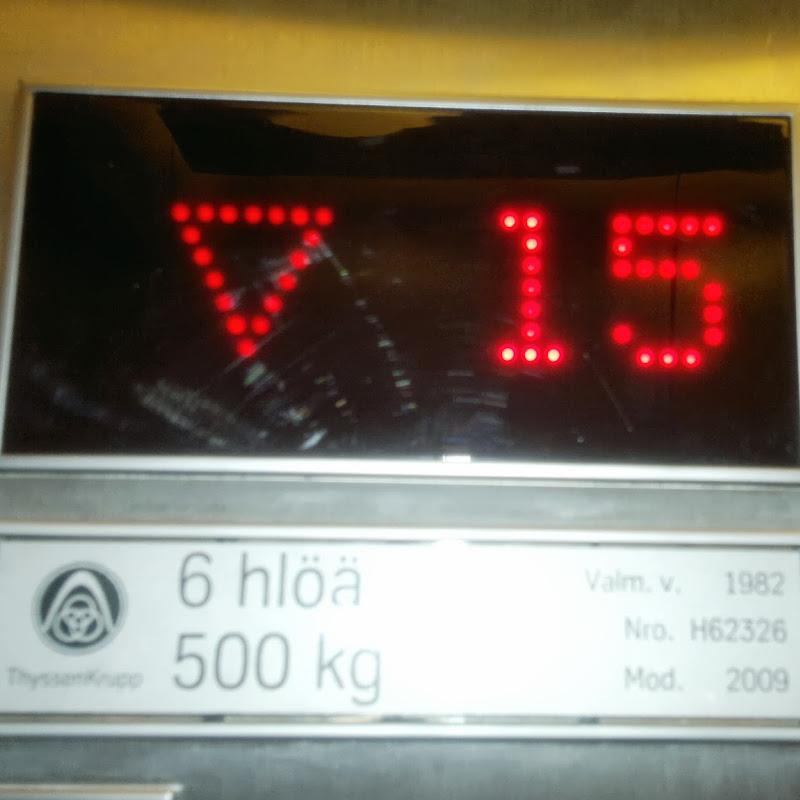 kaakkuri86 - Finnish Elevators