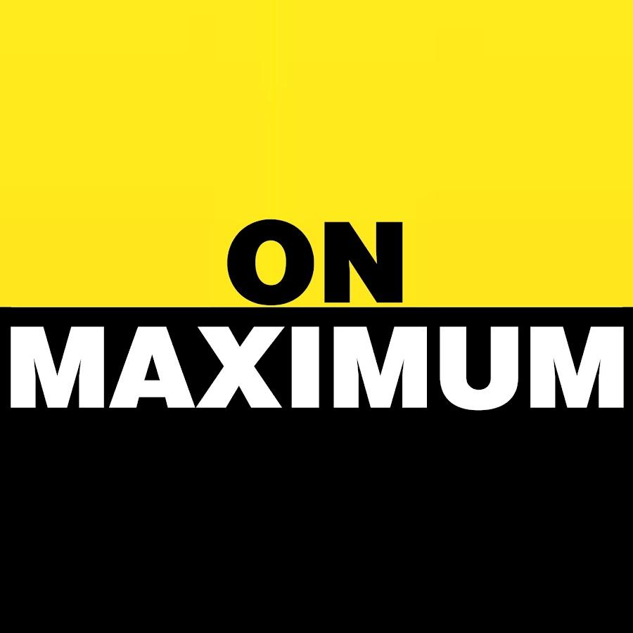 ON MAXIMUM