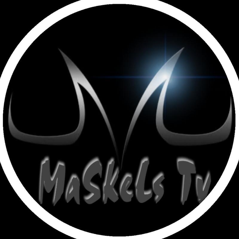 Logo for MASKELS TV