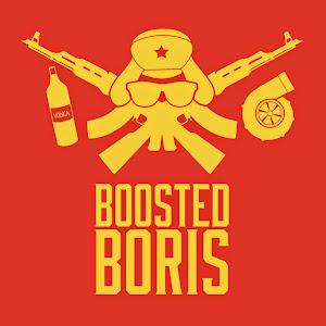 Boosted Boris