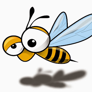 Funny Bug Bees and Wood Works