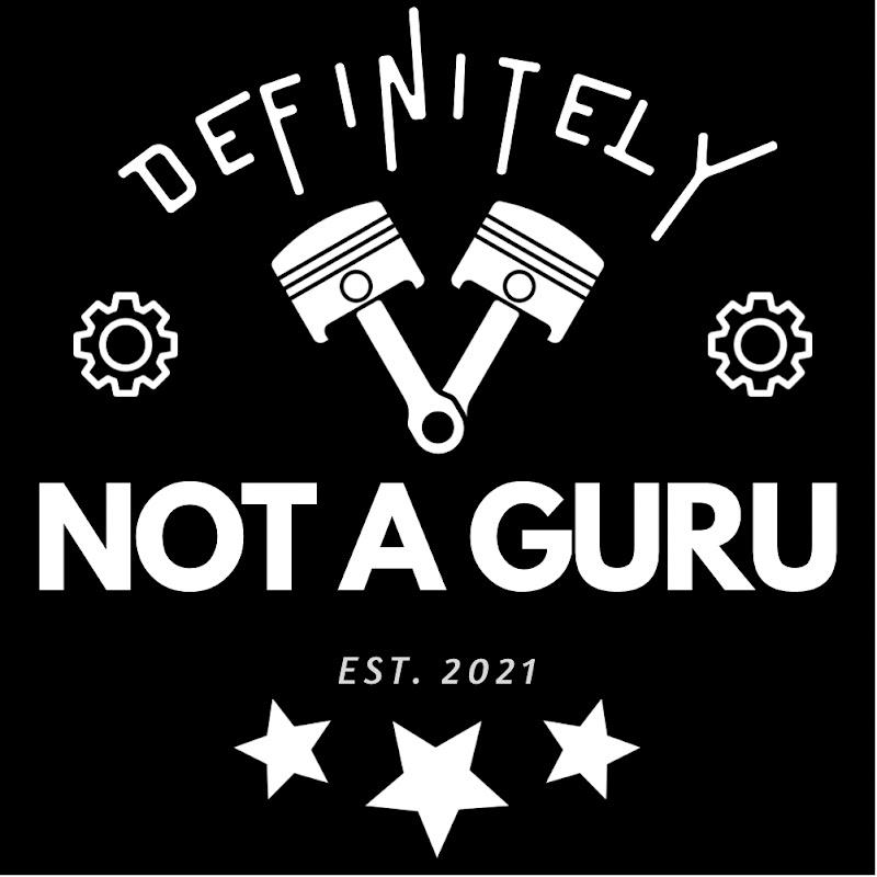 Definitely Not A Guru (definitely-not-a-guru)