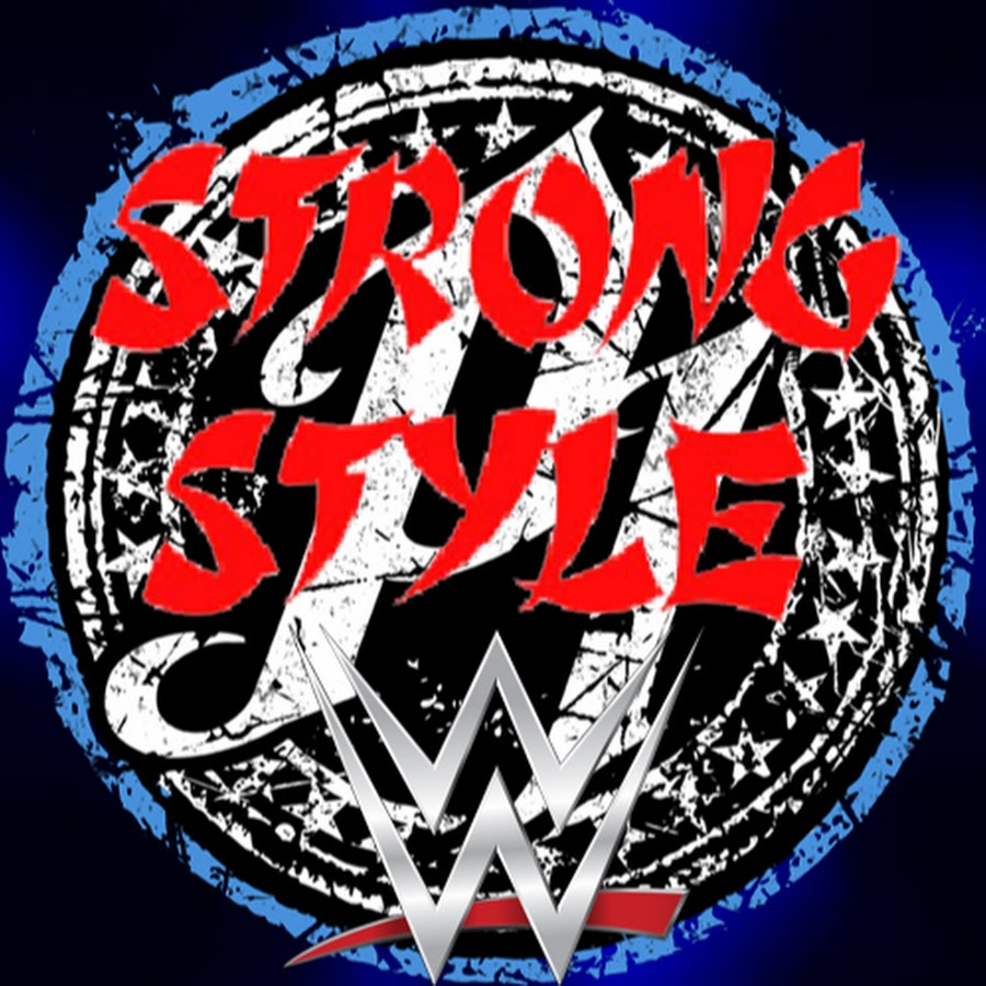 Strong Styles WWE