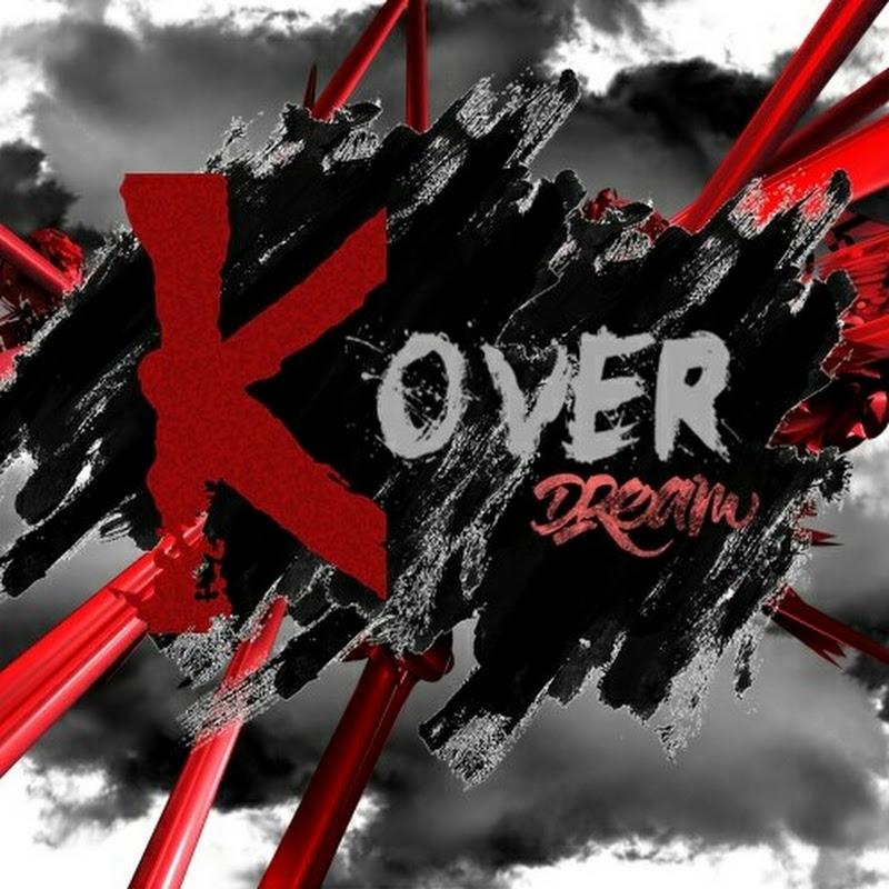 Logo for K-OVER DREAM