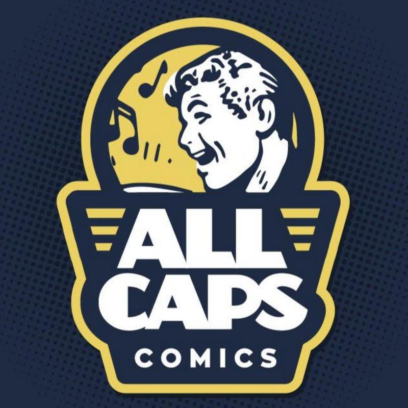ALL CAPS COMICS
