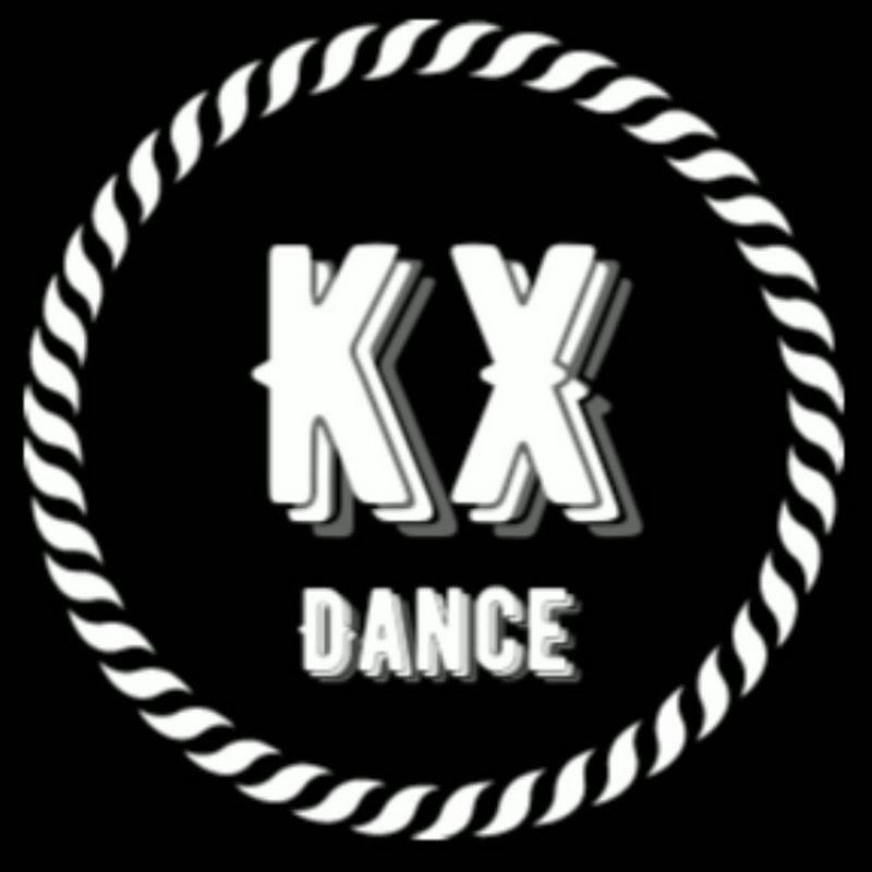 Logo for KX Dance