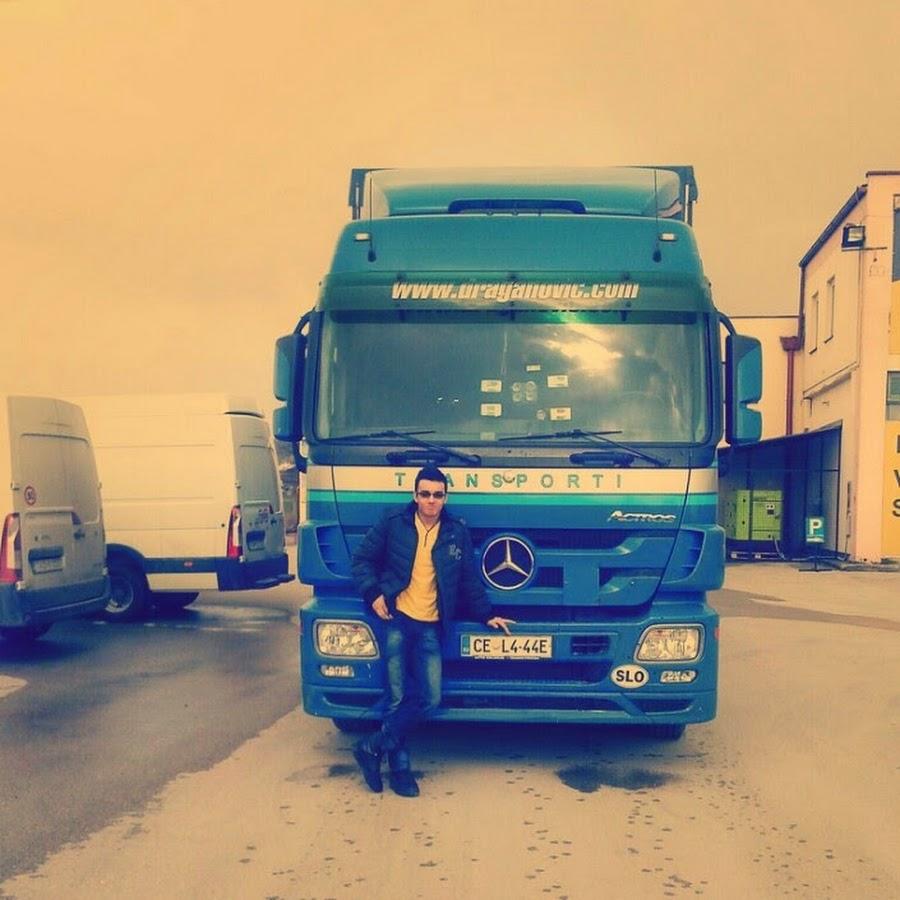 Actros T.I.R. Bosnia