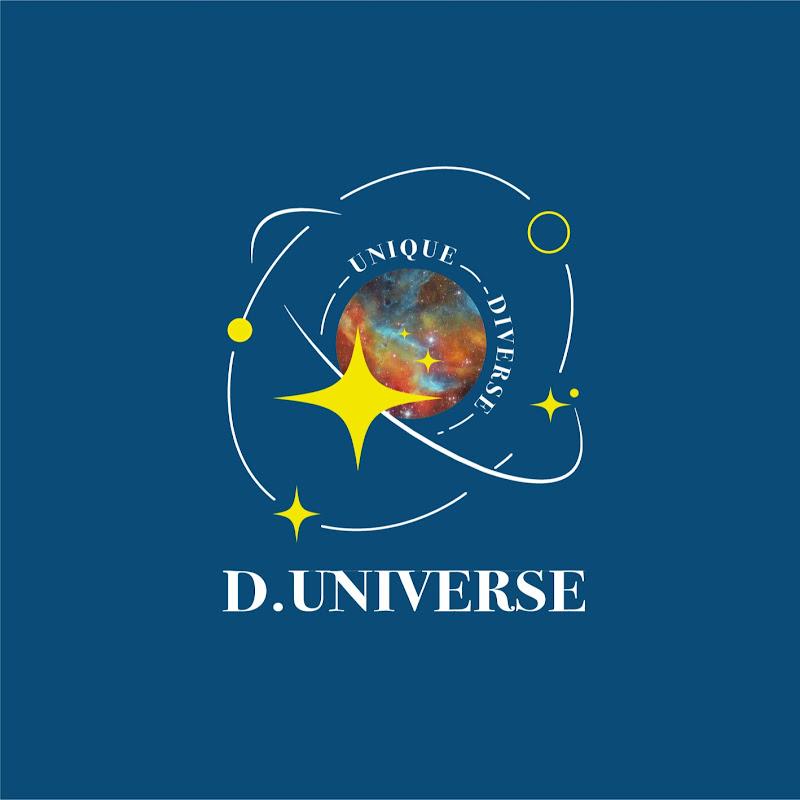 Logo for D.UNIVERSE Macau