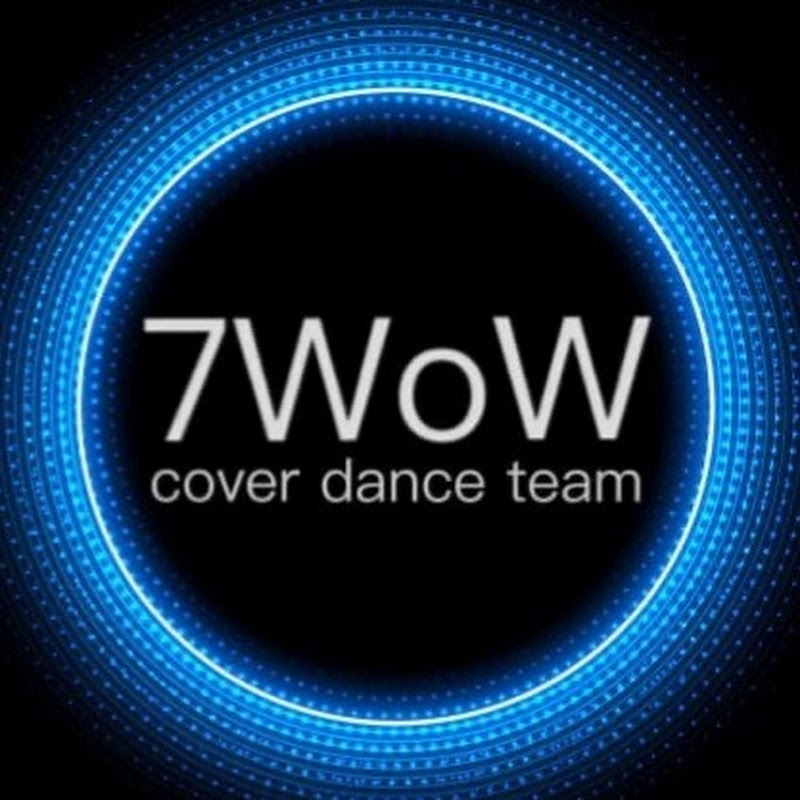 Logo for 7WoW cover dance team