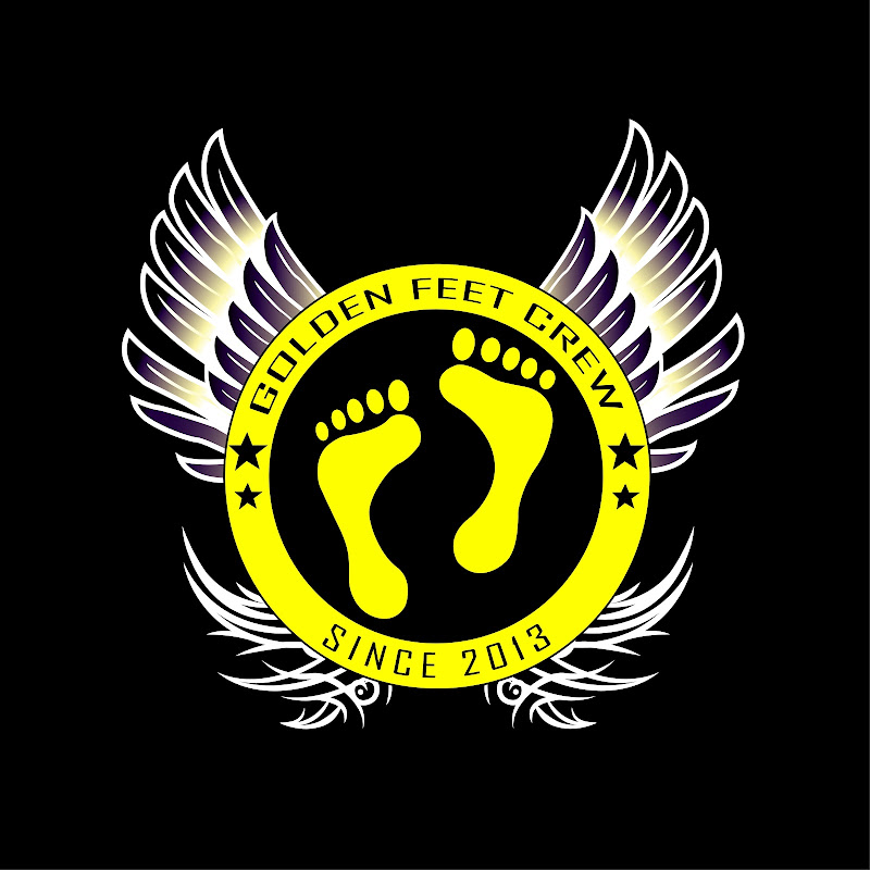 Logo for Golden Feet Official