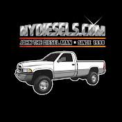 John The Diesel Man net worth