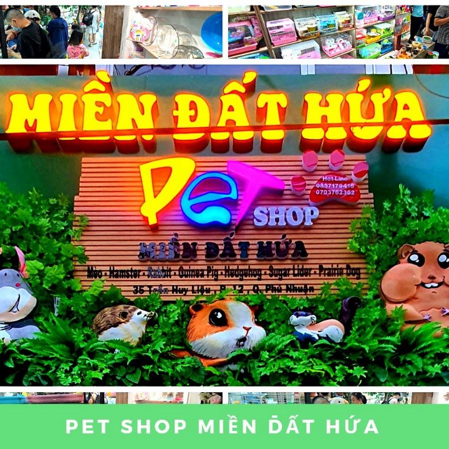 Pet shop miền đất hứa