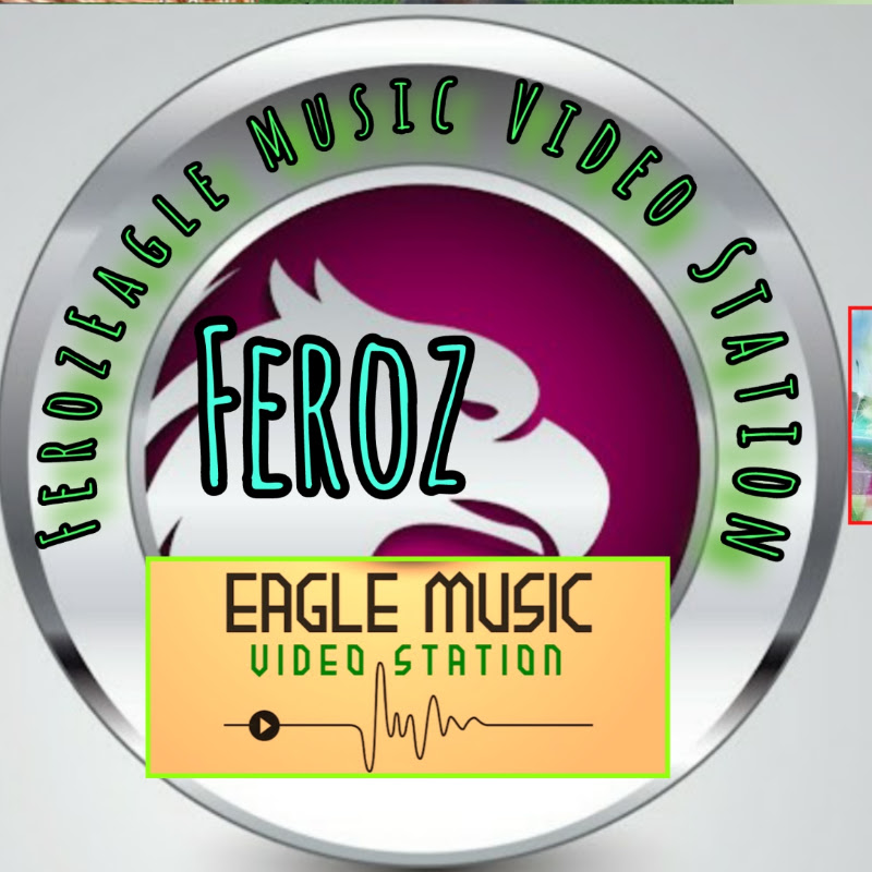 Logo for FeroZEagle Music Video STation