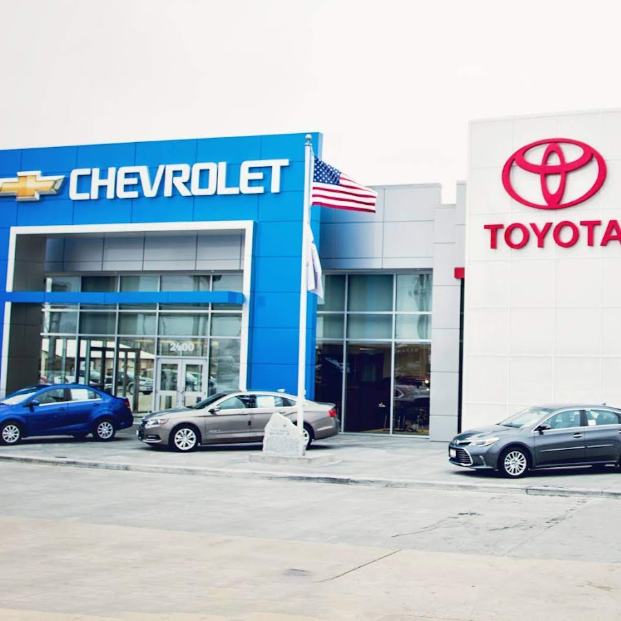 Dan Hecht Chevrolet Toyota Youtube