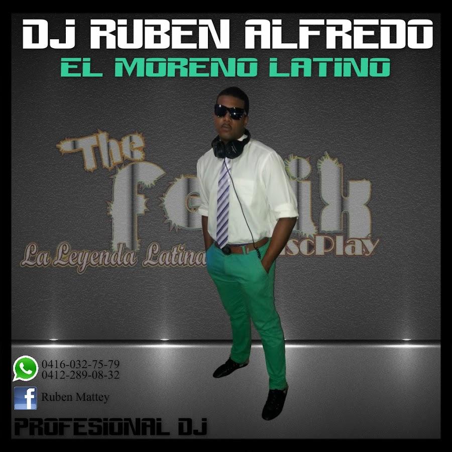 Dj Ruben Alfredo El Moreno Latino YouTube channel avatar