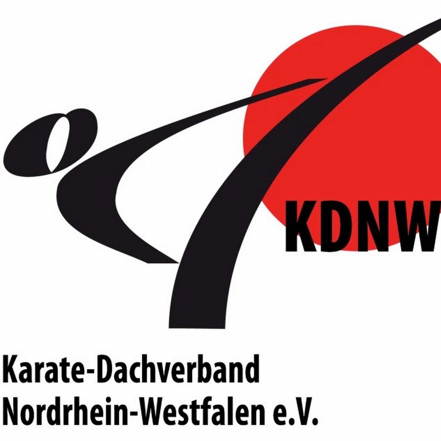Das Dojo Taisei ist Mitglied im KDNW - Karate-Verband Nordrhein-Westfalen e.V. Das Bild zeigt das Logo des KDNW.