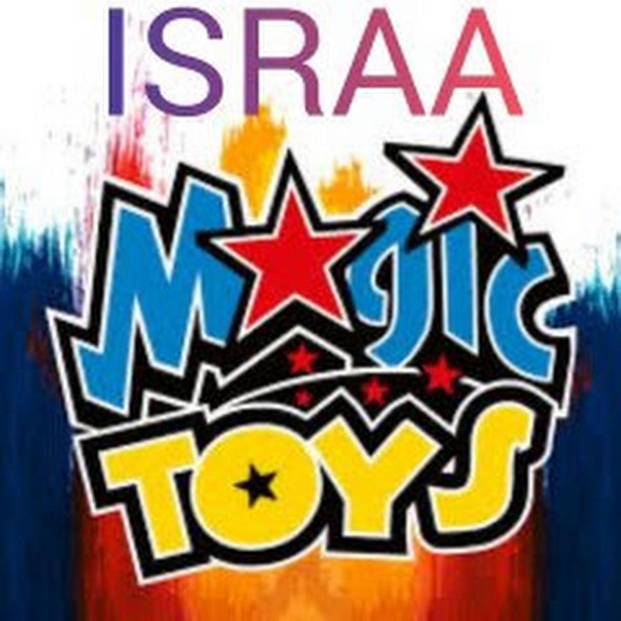 ISRAA Magic Toys