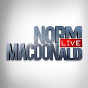 Norm Macdonald Live net worth